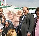 MEP Dr. Caroline Lucas, MEP John Bowis, MEP Liz Lynne