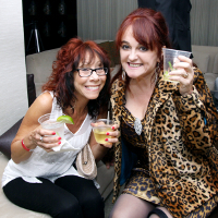 Mindy Sterling & Julie Brown